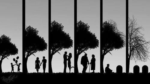 A natural progression of life...