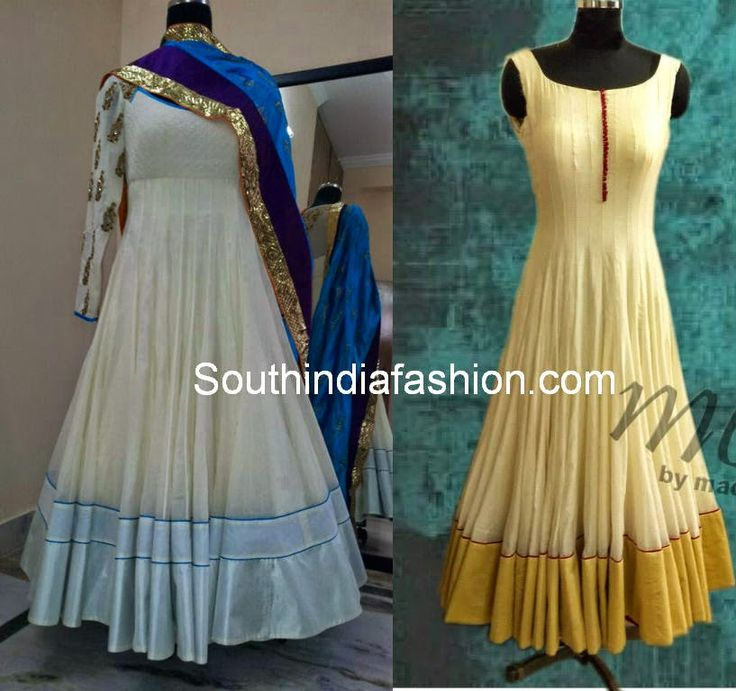 Elegant Designer Anarkali's by Madhu Verma ~ Celebrity Sarees, Designer Sarees, Bridal Sarees, Latest Blouse Designs 2014