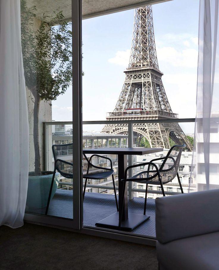 Room with a view - Hotel Pullman Paris Tour Eiffel