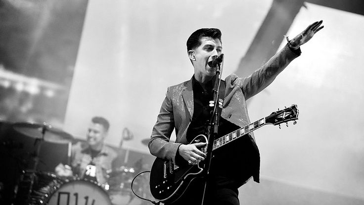 BBC - Glastonbury 2013 - Photos - Arctic Monkeys