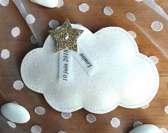 Ballotin sachet contenant pochon dragées mariage bapteme communion