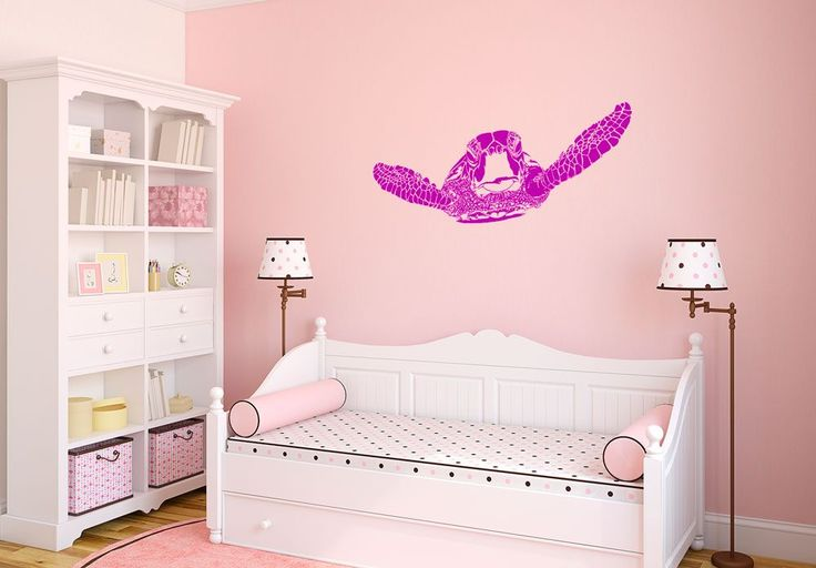 Turtle - Wall sticker