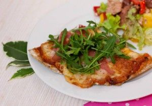 Low Carb Pizza Taxi - Happy Carb Rezepte