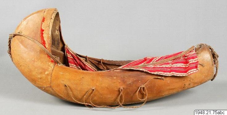 cradle: Rocks A By Baby, Rockabi Baby, Saami People