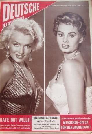 D - Marilyn CoverLover