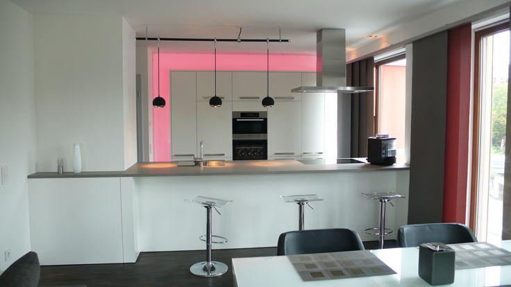 18 best Küche images on Pinterest - küche mit esszimmer