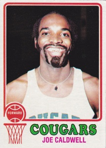 Joe Louis Caldwell (born November 1, 1941 in Texas City, Texas) a retired American professional basketball player. He spent 6 seasons in the NBA and 5 seasons in the ABA, and he was one of the few players to be an All-Star in both leagues. He was also a member of the United States Olympic basketball team that won the gold at the 1964 Summer Olympics.