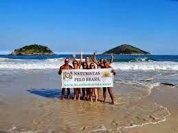 Naturisme vakantie: Officiële naaktstrand Rio de Janeiro, Brazilië