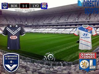 Ligue 1 2016/17 28º Fecha: Girondins Bordeaux 1-1 Olympique Lyon