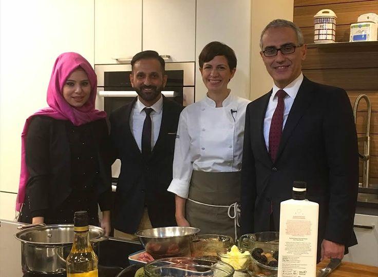New York'ta Türk Mutfağı Tanıtıldı