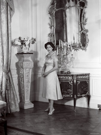 Portrait of the Late Princess Margaret, Countess of Snowdon,