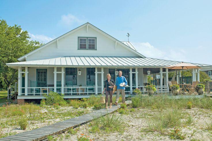 Chic Beach Cottage