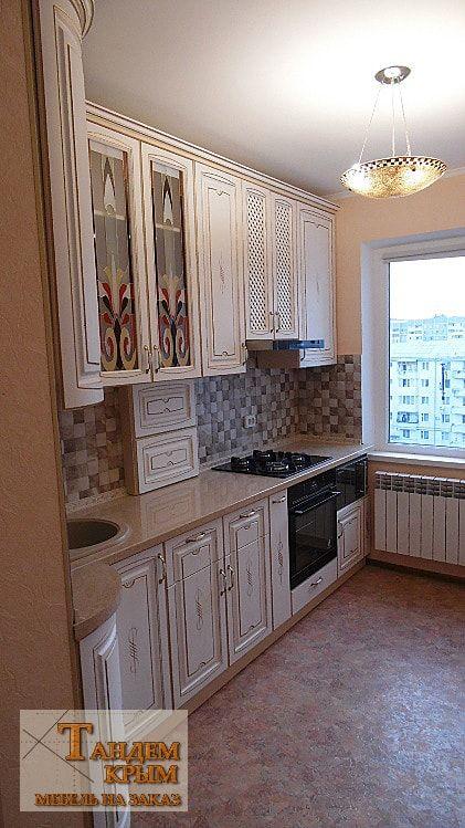 Кухонная мебель на заказ фото 96