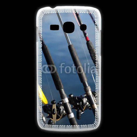 Coque Samsung Galaxy Ace3 Cannes à pêche de pêcheurs