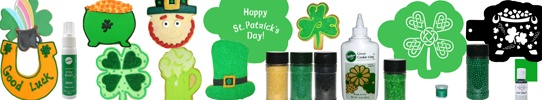 St Patrick's day cookie designs