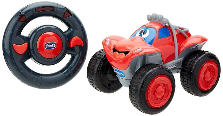 Chicco Billy Big Wheels: Amazon.co.uk: Toys & Games