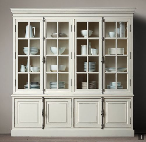 Dressing Up My China Cabinet With A Cremone Bolt