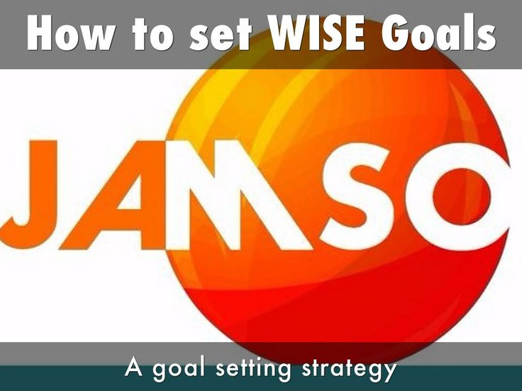 How to set WISE Goals as a goal setting strategy.  Here we provide an overview and clear take away tips for success using the WISE system