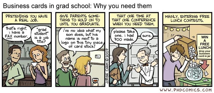 Phd comics  Business and Cards on Pinterest Pinterest