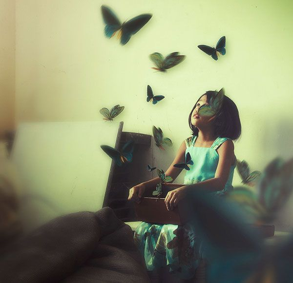 Digital art selected for the Daily Inspiration #1791