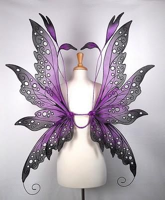 On Gossamer Wings Halloween fairy wings give away! ··· | ··· Your Fantasy Costume