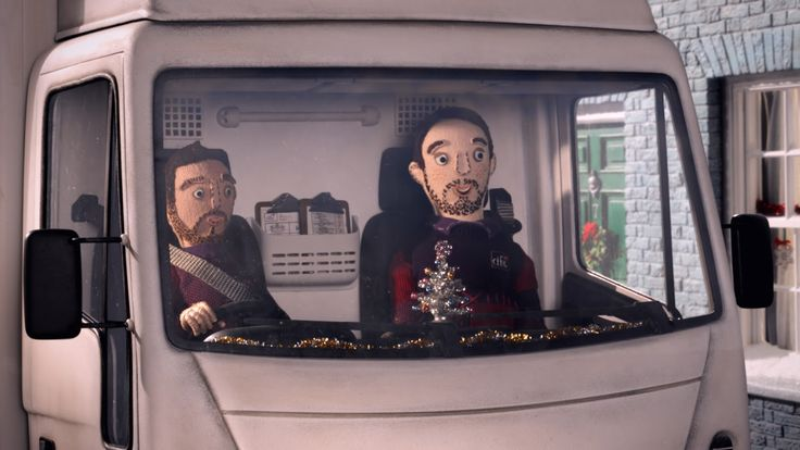 New Christmas Campaign for DFS Features Iconic, Hand-Crafted Aardman Characters