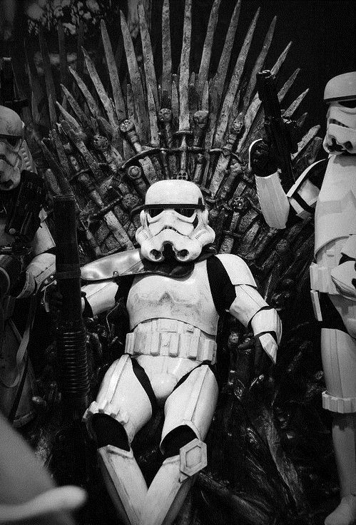 Game of Thrones Star Wars Style