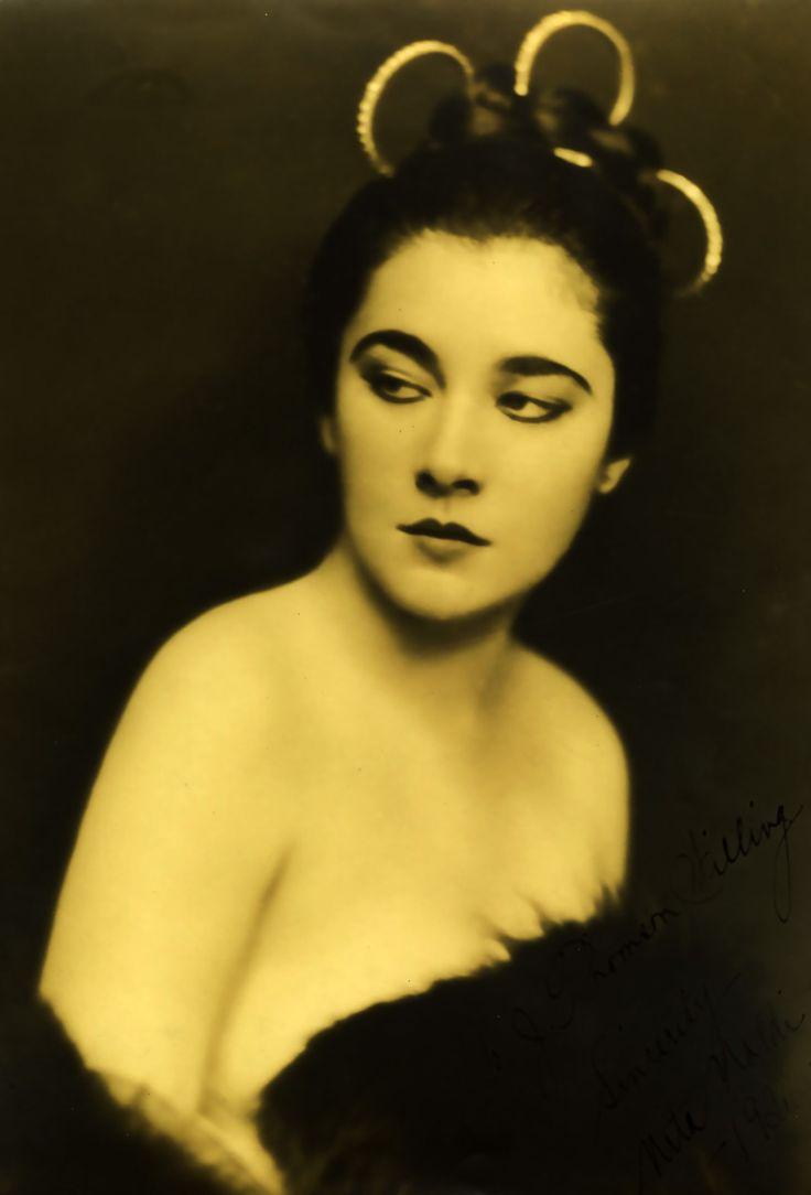 Nita Naldi (1894 – 1961) an american silent film actress