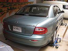 Chevrolet Lumina -LS 3 and 4gen.