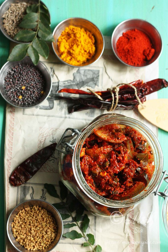 Monsoon Spice | Unveil the Magic of Spices...: Nimbu Ka Achaar | Simple Spicy Indian Lemon Pickle Recipe