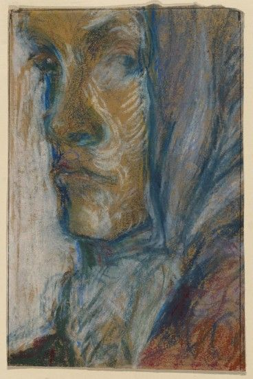 Ilka Gedő, 'Self Portrait', 1948-9