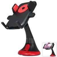 12HD68 Car Holder Cellphone Mount Auto Suction Cup Smartphone Support for iPhone 5 5S 6 6S