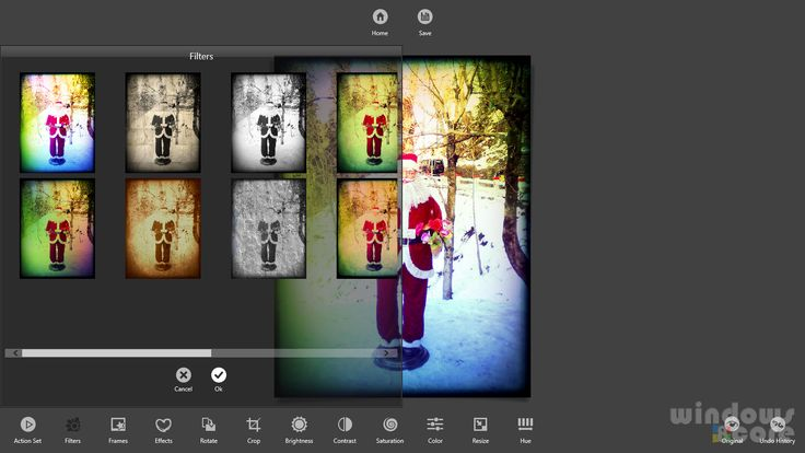Photo Studio Free for Windows 8/RT is the best Photo Editing app in Store