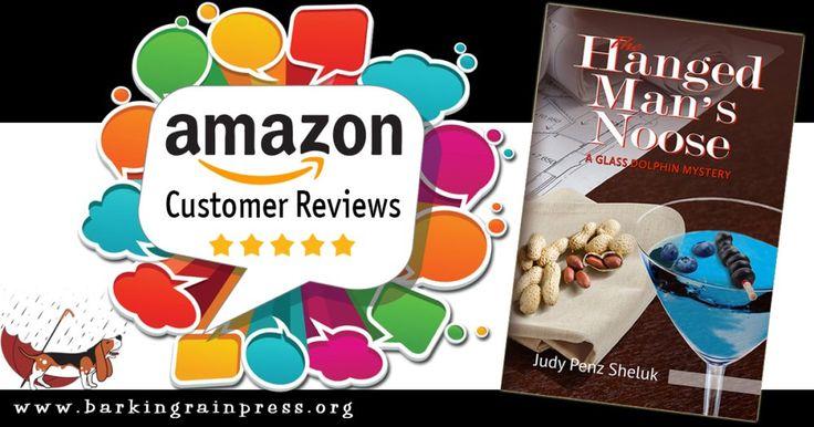 """Barking Rain Press on Twitter: """"Avg 5-Stars Amazon Customer Reviewsthrilling mystery THE HANGED MAN'S NOOSE @JudyPenzSheluk https://t.co/3fQO4i9AcU https://t.co/QylVDdssAK"""""""