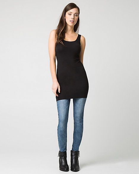 Essential+Knit+Tunic+Tank