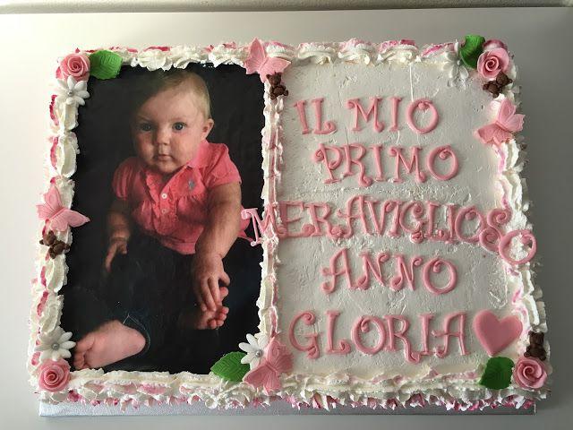 Cosa c'è per dolce?: Il primo compleanno di Gloria!La festa continua