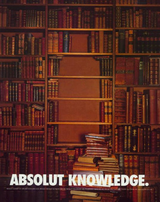 Absolut Knowledge