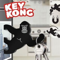 Key Kong magnétique, range-clés et ouvre-bouteille