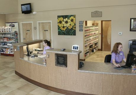 Hilltop Animal Hospital in Alachua FL  veterinary