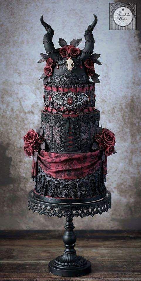 открытки с днем рождения в готическом стиле напоследок