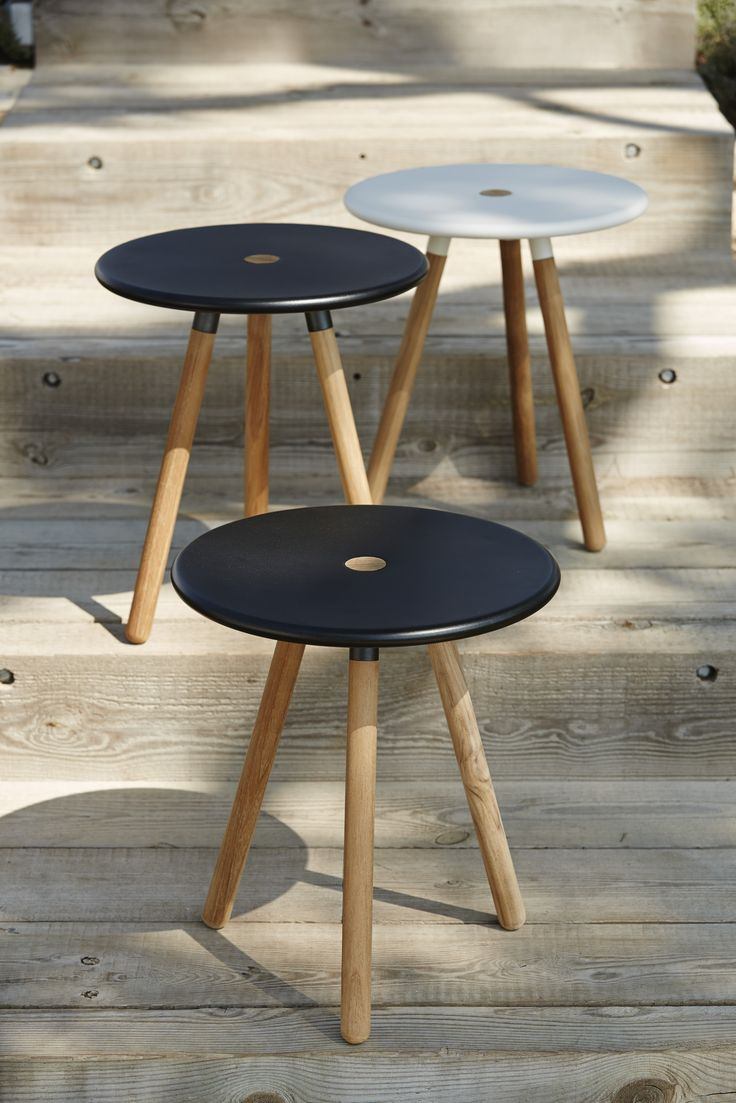 Area table stool - designed by Welling/Ludvik
