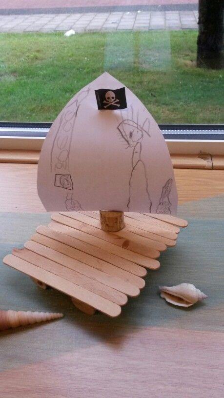 Een schip voor Woeste Willem.