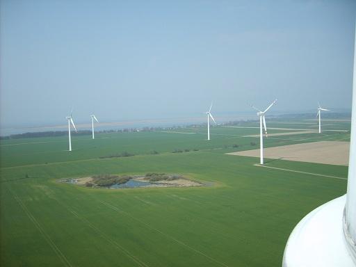 Farma wiatrowa  Zagórze - TAURON Ekoenergia sp. z o.o.