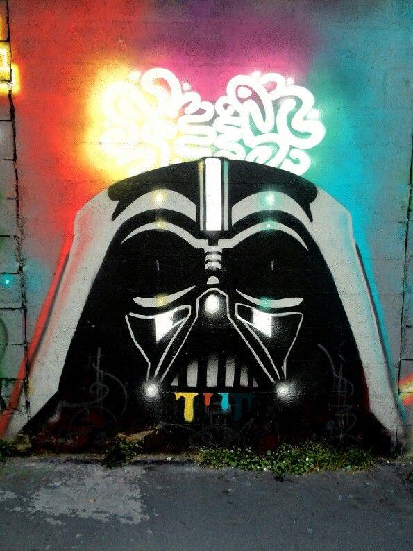 Marko - street art - paris 19, rue de l'ourcq (mai 2014)