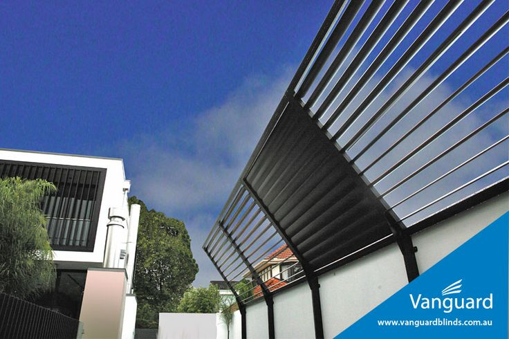Spiral Pivot System Louvres - Designed by LouvreTec