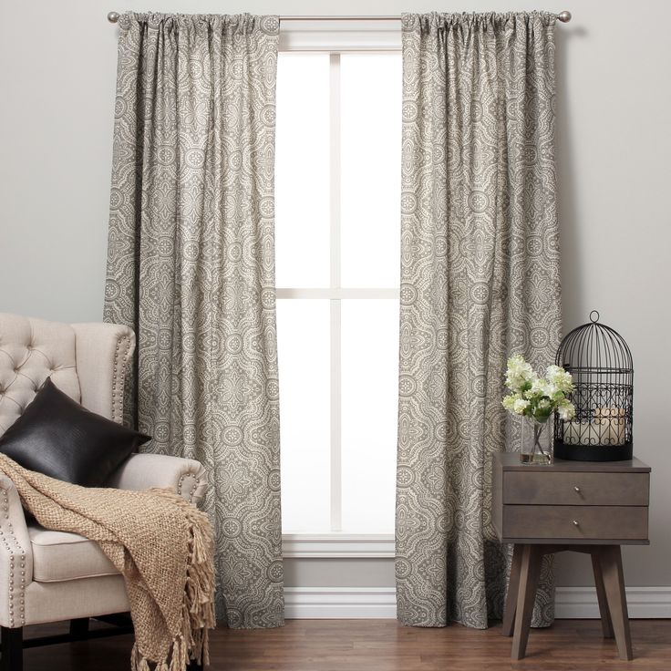 Construction Time Lined Curtains: Best 25+ Bohemian Curtains Ideas On Pinterest