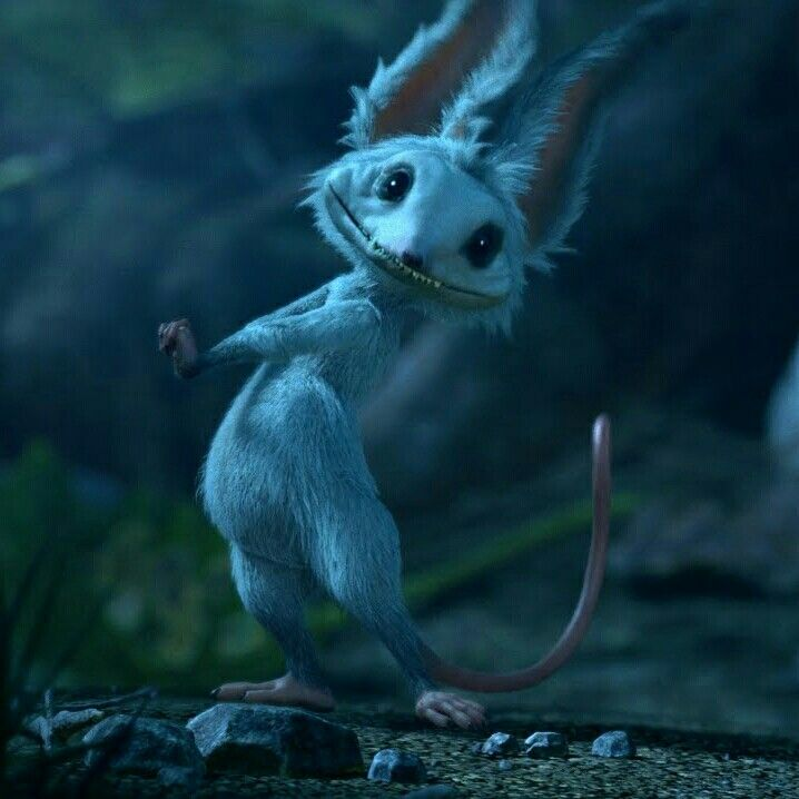 Strange Magic movie Imp.