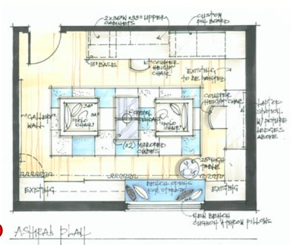 Interior Design Office Sketches 18 best sketches images on pinterest | architecture, drawings and