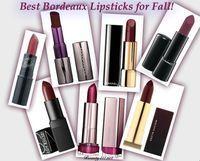 Best Bordeaux Lipsticks for Fall!