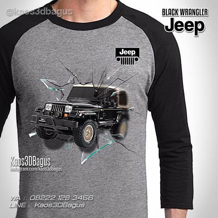 Kaos JEEP WRANGLER, Kaos Offroad Indonesia, Kaos Gambar Jeep Wrangler, CJ7 Tshirt, Black Wrangler Jeep, Renegade Jeep, WA : 08222 128 3456, LINE : Kaos3DBagus, https://kaos3dbagus.wordpress.com/2015/09/12/jual-kaos-3d-jeep-kaos-gambar-jeep-kaos-komunitas-jeep-offroad-bigfoot-land-rover/